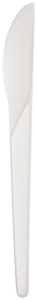 Bridgegate® Renewable & Compostable Knife - 6in