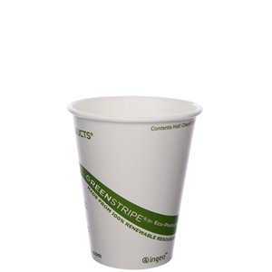 8 oz. GreenStripe® Hot Cup