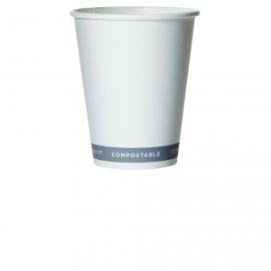 Minimally Branded Hot Cups