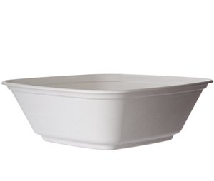 Regalia™ Renewable & Compostable Sugarcane Bowls, 160oz