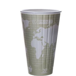 16 oz. World Art� Insulated Hot Cup
