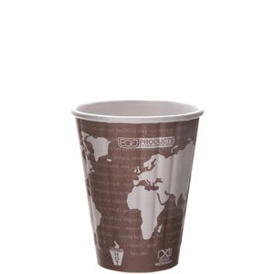 8 oz. World Art™ Insulated Hot Cup
