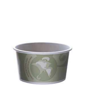 12 oz Recycled Content Hot & Cold Food Containers