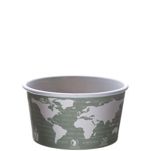 12 oz World Art Soup Container