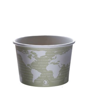 16 oz World Art Soup Container