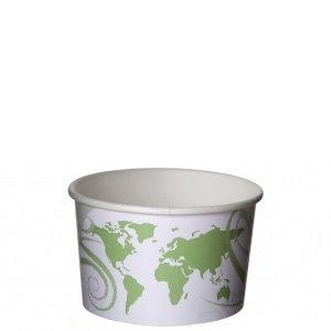 5 oz. World Delight™ Renewable & Compostable Food