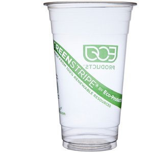28oz. Stadium Cups GreenStripe® Cold Cup