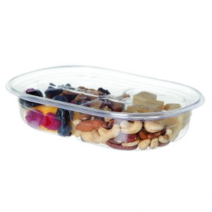 Compostable Deli & Snack Containers - 4-cmpt, Roval