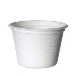 4 oz Sugarcane Portion Cups