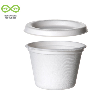 Sugarcane Portion Cups