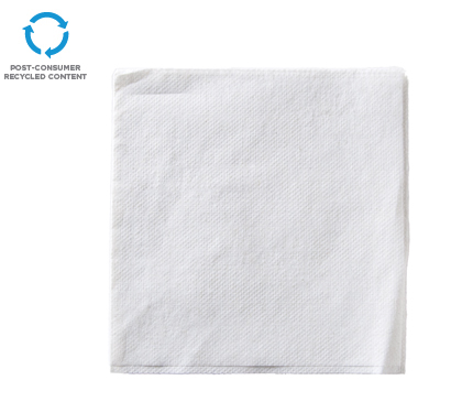 100% Recycled Content Napkins