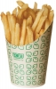 Renewable & Compostable French Fry Scoop