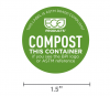 Compostable Stickers