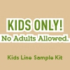Kids Sample Kit