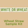Wheat Straw Dinnerware & Clamshell Kit